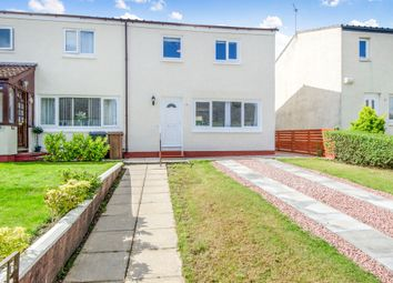 Thumbnail 3 bed end terrace house for sale in Gateside Crescent, Barrhead, Glasgow
