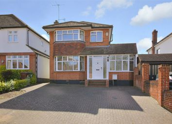Thumbnail 4 bed detached house for sale in Willow Way, Radlett, Hertfordshire