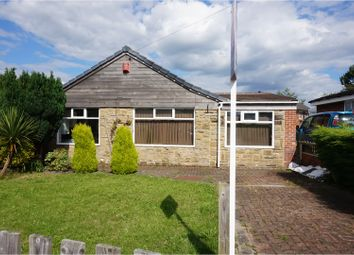 Thumbnail 3 bed detached bungalow for sale in Grasmere Road, Bradford