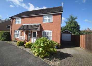 Thumbnail 4 bedroom detached house for sale in Dunton Grove, Hadleigh, Ipswich