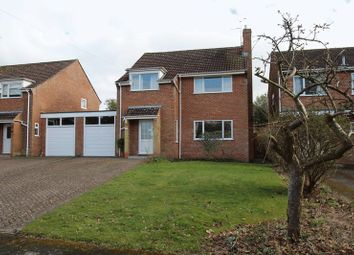 Thumbnail 4 bed detached house for sale in May Field, Wanborough, Swindon