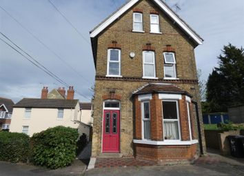 Thumbnail 1 bed flat to rent in Gordon Road, Canterbury