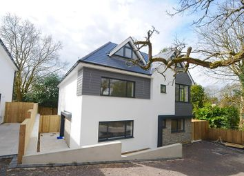 Thumbnail 4 bed semi-detached house for sale in Danecourt Road, Lower Parkstone, Poole