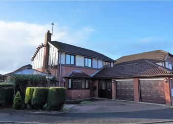 Thumbnail 4 bedroom detached house for sale in Avonhead Close, Bolton