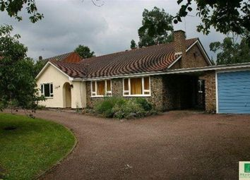 Thumbnail 2 bed bungalow to rent in Station Road, Kirby Muxloe, Leicester