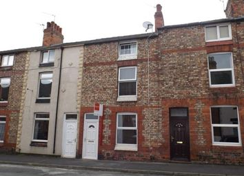 Thumbnail 3 bed terraced house for sale in Vyner Street, Ripon, North Yorkshire