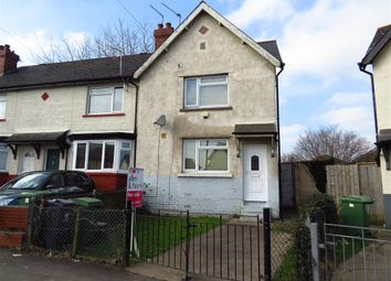 Thumbnail 2 bed end terrace house for sale in Snowden Road, Ely, Cardiff
