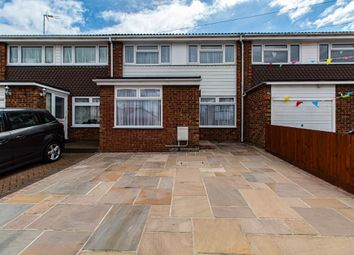 Thumbnail 3 bed terraced house for sale in Flemming Crescent, Leigh-On-Sea