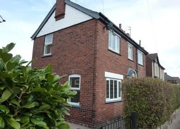 Thumbnail 3 bed detached house to rent in Rhodesia Road, Brampton, Chesterfield