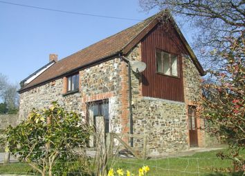 Thumbnail 4 bed detached house to rent in Horswell, Bishops Tawton, Barnstaple