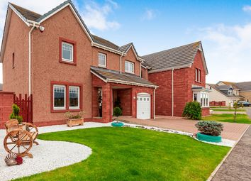 Thumbnail 5 bed detached house for sale in Dunlin Walk, Montrose