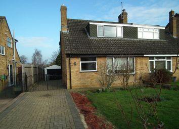 Thumbnail 3 bed property to rent in Brayford Close, Abington, Northampton