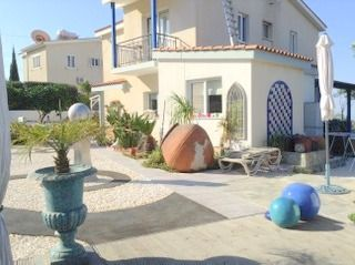 Thumbnail 3 bed detached house for sale in Armou, Paphos, Cyprus