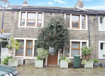Thumbnail 3 bed terraced house for sale in West Lane, Haworth, Keighley