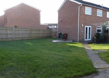 Thumbnail 2 bed terraced house to rent in Orchid Close, Eastbourne