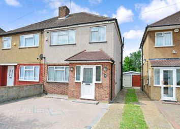 Thumbnail 3 bed semi-detached house to rent in Parkfield Crescent, Ruislip