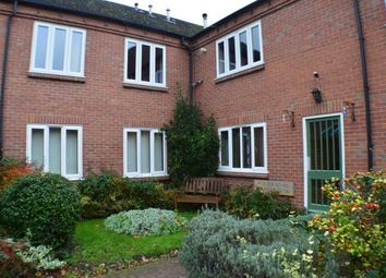 Thumbnail 1 bed flat for sale in Swan Mews, Swan Road, Lichfield, Staffordshire