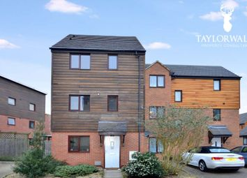 Thumbnail 4 bedroom town house for sale in Ropley Way, Broughton, Milton Keynes