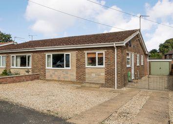 Thumbnail 3 bedroom semi-detached bungalow for sale in Sydney Dye Court, King's Lynn, Norfolk