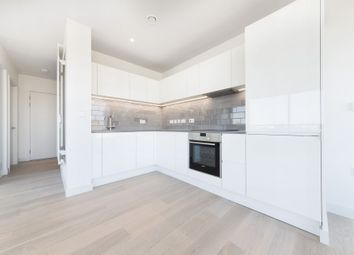 Thumbnail 1 bed flat to rent in Admiralty House, Royal Wharf, 6 Starboard Way, London