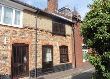 Thumbnail 2 bed town house for sale in Swan Street, Fakenham