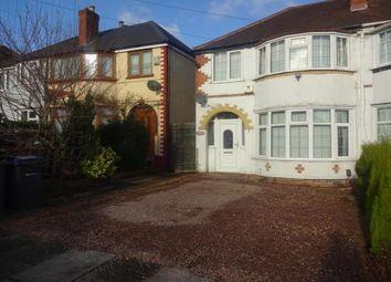 3 bed property to rent in Mildenhall Road, Birmingham B42