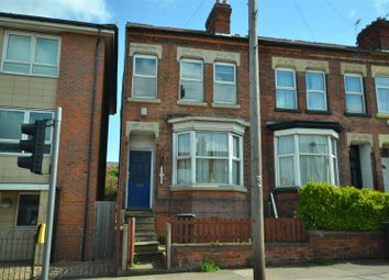 Thumbnail 4 bed terraced house for sale in Welford Road, Knighton Fields, Leicester