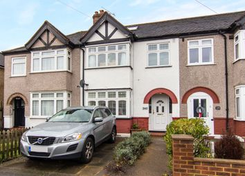 Thumbnail 3 bed terraced house for sale in Seaforth Avenue, New Malden