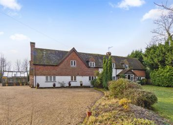 Thumbnail 6 bedroom detached house for sale in Smallfield Road, Horley