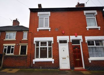 Thumbnail 2 bedroom terraced house for sale in Warrington Street, Fenton, Stoke-On-Trent