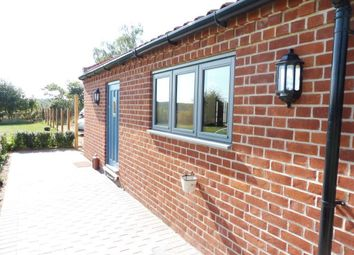 Thumbnail 2 bedroom property to rent in Mill Road, Banningham, Norwich