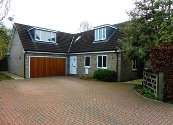 Thumbnail 5 bedroom detached house to rent in Dukes Meadow, Stapleford, Cambridge