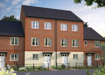 "Thumbnail 3 bed town house for sale in ""The Winchcombe"" at Trentlea Way, Sandbach"