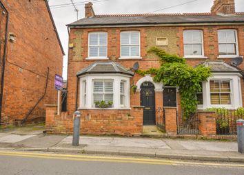 Thumbnail 3 bedroom end terrace house for sale in Brockenhurst Road, Ascot