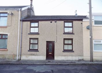 Thumbnail 2 bed terraced house for sale in Cwm-Du Street, Maesteg, Bridgend.