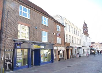 Thumbnail 1 bed flat to rent in Market Place, Newbury