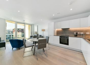 1 bed flat to rent in John Cabot House, Royal Wharf, London E16