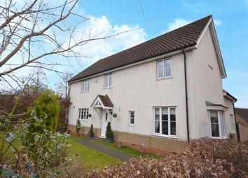 Thumbnail 4 bed semi-detached house for sale in The Coppice, Bishops Stortford