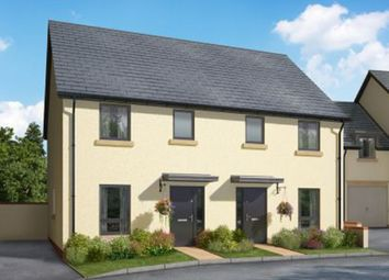 Thumbnail 3 bed semi-detached house for sale in Meldon Fields, Hameldown Road, Okehampton, Devon
