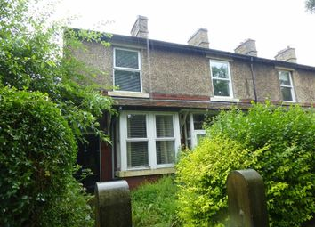 Thumbnail 2 bedroom end terrace house for sale in Hurst Lea Road, New Mills, Derbyshire