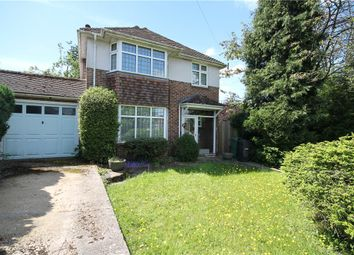 Thumbnail 3 bed detached house for sale in Sherborne Close, Epsom