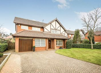 Thumbnail 5 bed detached house for sale in St. Johns Way, Sandiway, Northwich