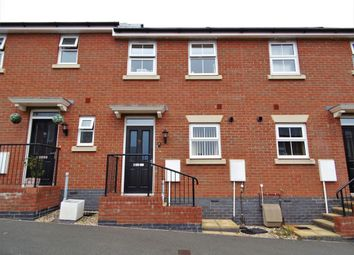 Thumbnail 2 bed terraced house for sale in Howarth Close, Sidmouth