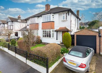 Thumbnail 3 bed semi-detached house for sale in Rockhampton Road, South Croydon