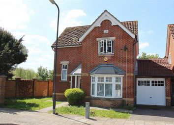 3 bed detached house for sale in Greenhaven Drive, Thamesmead SE28