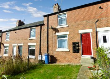 Thumbnail 2 bed terraced house to rent in Thorpe Street, Easington Colliery, Peterlee