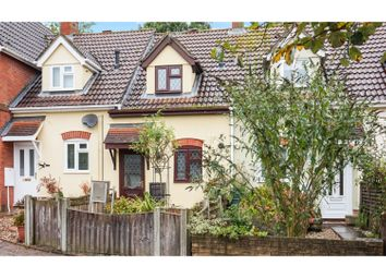 Thumbnail 1 bed terraced house for sale in Friars Close, Halstead