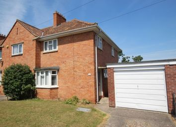 Thumbnail 3 bed end terrace house for sale in Sunnymead, Bridgwater