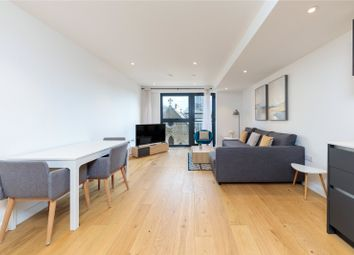 Thumbnail 1 bed flat to rent in Eastlight Apartments, London