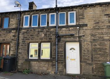 Thumbnail 2 bed terraced house for sale in Penistone Road, New Mill, Holmfirth